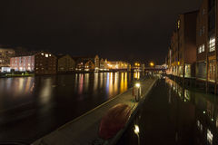The City Of Trondheim Stock Images