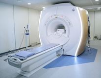 MRI SCANNER. royalty free stock photos