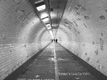 City Tunnel Royalty Free Stock Photo