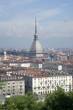 City of Turin, Italy Royalty Free Stock Photography