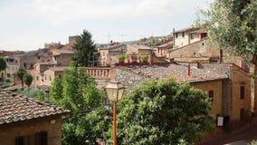 City of Tuscany. Italia. City of Tuscany. Europe stock footage