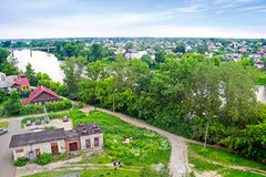 City Tver Royalty Free Stock Photography