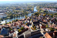 City of Ulm Royalty Free Stock Photo