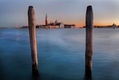 City of UNESCO Venice, italy Stock Photos
