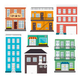 City urban design. Stock Photos