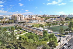 City of Valencia, Spain Royalty Free Stock Photography
