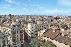 City of Valencia, Spain Royalty Free Stock Photography