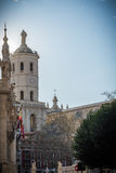 City of Valladolid Stock Photo