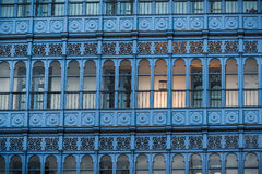 City. Valladolid, historical and cultural city, Spain Stock Photography