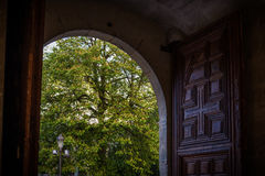 City Valladolid. Valladolid, historical and cultural city, Spain Royalty Free Stock Photos