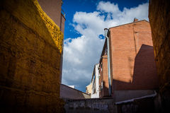 City of Valladolid. Valladolid, historical and cultural city, Spain Stock Photos