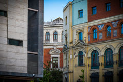 City of Valladolid. Valladolid, historical and cultural city, Spain Royalty Free Stock Photos