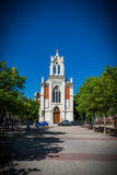 City of Valladolid. Valladolid, historical and cultural city, Spain Stock Photography