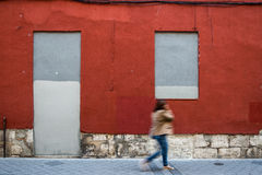 City of Valladolid. Valladolid, historical and cultural city, Spain Royalty Free Stock Images