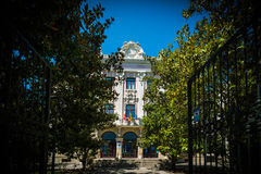 City of Valladolid Spain Stock Image