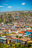 City of Valparaiso, Chile Royalty Free Stock Image