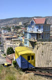 City ​​of Valparaiso, Chile Stock Photo