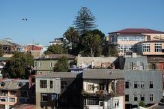 City of Valparaiso stock photos