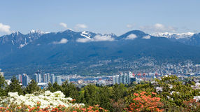 City vancouver Stock Images