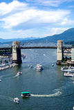 City of Vancouver,Canada royalty free stock image