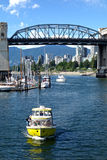 City of Vancouver,Canada stock image