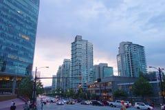 City of Vancouver,Canada stock photos