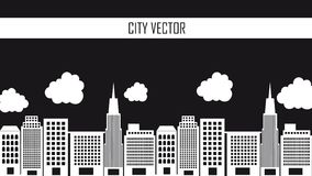 City vector Stock Photo