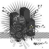 City Vector Stock Image
