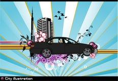 City vector Stock Photo