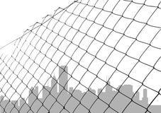 City vector Royalty Free Stock Photos