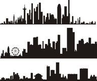 City.Vector. Stock Photography