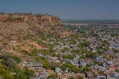 Free City Veiw Fort Wall, Gwalior Fort, Gwalior, Madhya Pradesh Royalty Free Stock Photo - 155389405