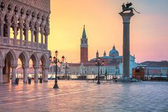 City of Venice. Stock Images
