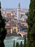 City of Verona Italy Stock Photography