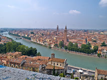 City of Verona Italy Royalty Free Stock Photo