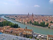City of Verona Italy Royalty Free Stock Photo