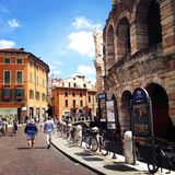 CITY VERONA- VERONAITALY Stock Photos
