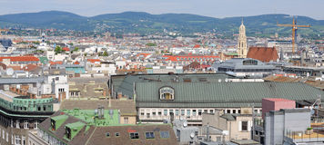 City of Vienna Stock Image