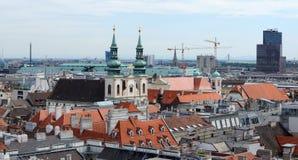 City of Vienna Stock Photo