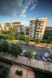 City view from above, Cambrils, Spain Royalty Free Stock Photography