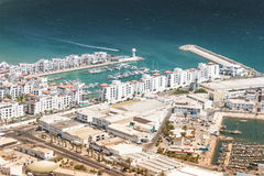 City view of Agadir, Morocco Stock Photo