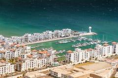 City view of Agadir, Morocco Stock Photography