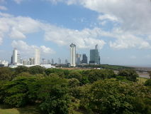 `City View` stock image
