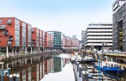 City view of Hamburg, Germany Stock Photos