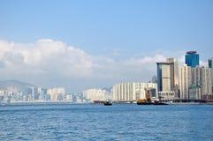 City view Hongkong Royalty Free Stock Photos
