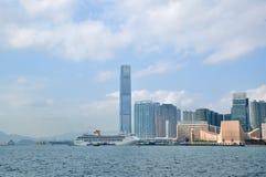 City view Hongkong Stock Photography