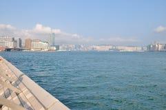 City view Hongkong Royalty Free Stock Photo