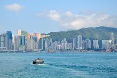City view Hongkong Royalty Free Stock Images