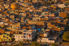 City view Jaipur. India. Stock Image