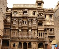 City view of Jaisalmer Royalty Free Stock Photography